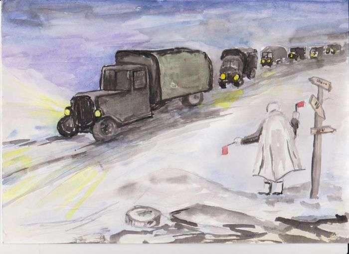 воинская слава россии картинки рисунки проживал семьей орске