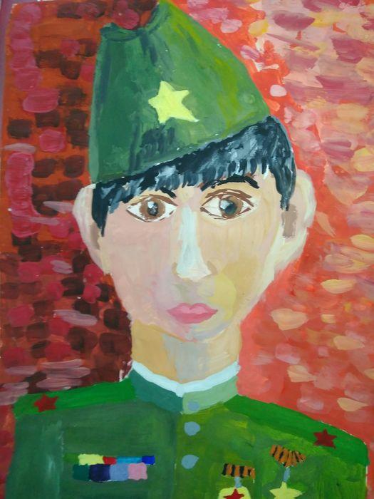 Картинки герои отечества портрет блузок этом