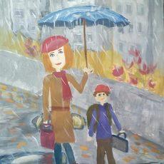 Работа участника - Богданова Виктория