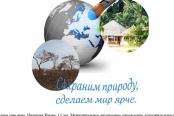 Работа участника - Ивашкин Роман