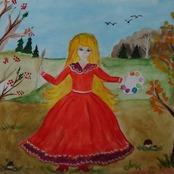 Работа участника - Калашникова Дарья