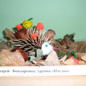 Работа участника - Бондаренко Андрей