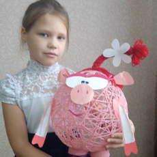 Работа участника - Плечёва Алина